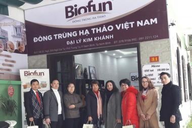 Đại lý ĐTHT Biofun tại Ninh Bình - Đại lý Kim Khánh