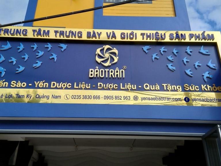 ĐẠI LÝ ĐTHT BIOFUN - Yến Bảo Trân - tại Quảng Nam